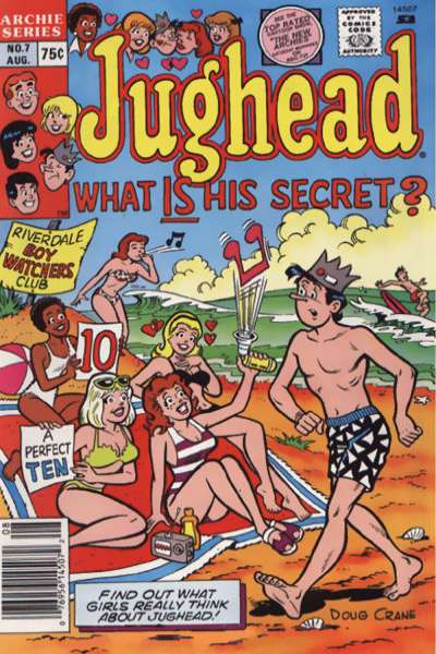 Jughead #7 comic books for sale