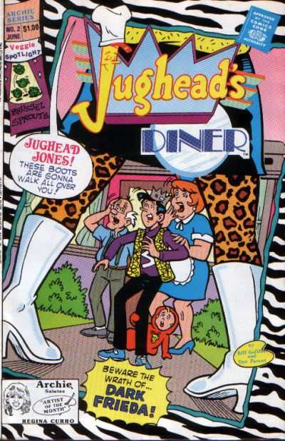 Jughead's Diner #2 Comic Books - Covers, Scans, Photos  in Jughead's Diner Comic Books - Covers, Scans, Gallery
