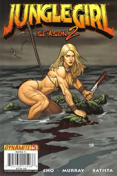 Jungle Girl Season 2 #5 comic books for sale