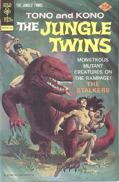 Jungle Twins #15 Comic Books - Covers, Scans, Photos  in Jungle Twins Comic Books - Covers, Scans, Gallery