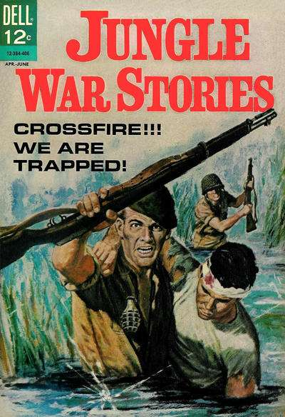 Jungle War Stories #7 Comic Books - Covers, Scans, Photos  in Jungle War Stories Comic Books - Covers, Scans, Gallery