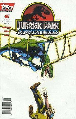 Jurassic Park Adventures #6 Comic Books - Covers, Scans, Photos  in Jurassic Park Adventures Comic Books - Covers, Scans, Gallery