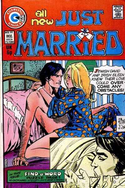 Just Married #99 Comic Books - Covers, Scans, Photos  in Just Married Comic Books - Covers, Scans, Gallery