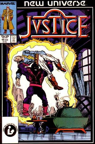 Justice #10 Comic Books - Covers, Scans, Photos  in Justice Comic Books - Covers, Scans, Gallery