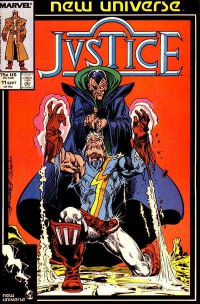 Justice #11 Comic Books - Covers, Scans, Photos  in Justice Comic Books - Covers, Scans, Gallery