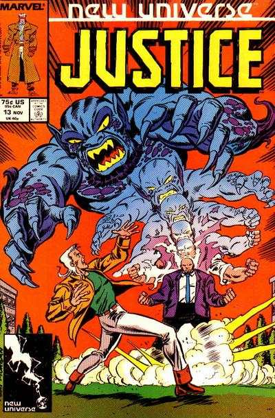 Justice #13 Comic Books - Covers, Scans, Photos  in Justice Comic Books - Covers, Scans, Gallery