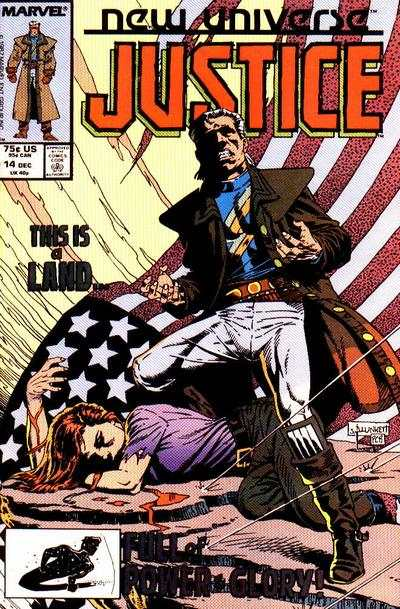 Justice #14 Comic Books - Covers, Scans, Photos  in Justice Comic Books - Covers, Scans, Gallery
