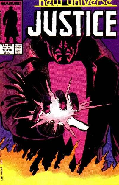 Justice #16 Comic Books - Covers, Scans, Photos  in Justice Comic Books - Covers, Scans, Gallery