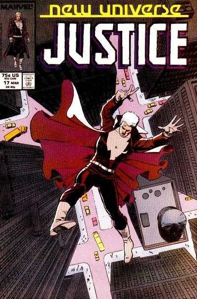 Justice #17 Comic Books - Covers, Scans, Photos  in Justice Comic Books - Covers, Scans, Gallery