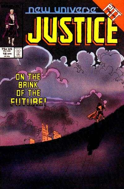 Justice #18 Comic Books - Covers, Scans, Photos  in Justice Comic Books - Covers, Scans, Gallery