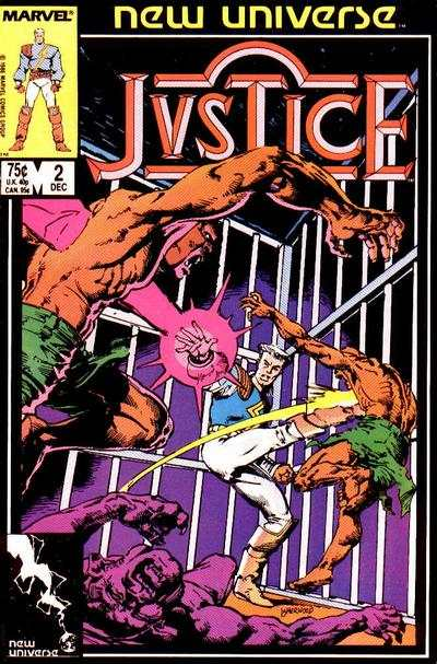 Justice #2 Comic Books - Covers, Scans, Photos  in Justice Comic Books - Covers, Scans, Gallery