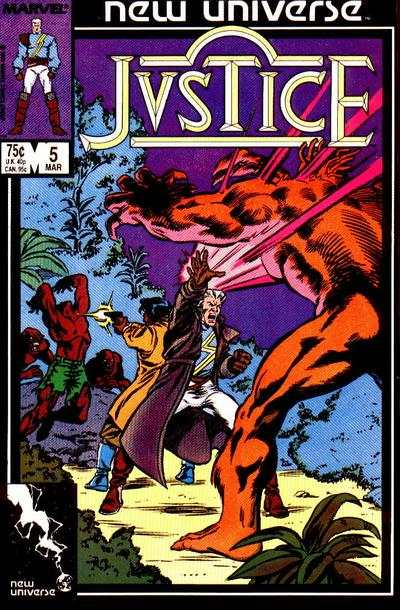 Justice #5 comic books for sale