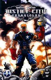 Justice City Chronicles Comic Books. Justice City Chronicles Comics.