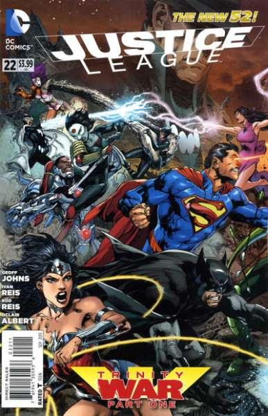 Justice League #22 comic books - cover scans photos Justice League #22 comic books - covers, picture gallery