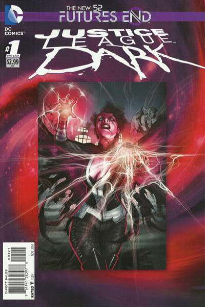 Justice League Dark: Futures End Comic Books. Justice League Dark: Futures End Comics.