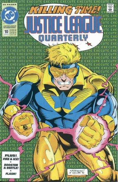 Justice League Quarterly #10 comic books for sale