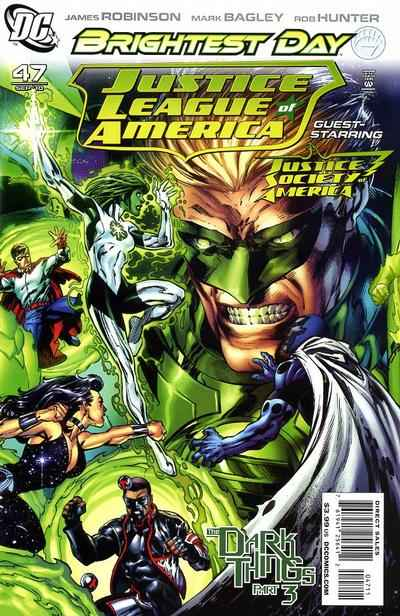 Justice League of America #47 comic books - cover scans photos Justice League of America #47 comic books - covers, picture gallery