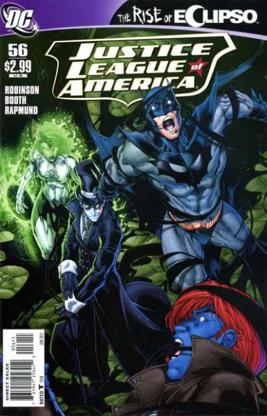 Justice League of America #56 comic books - cover scans photos Justice League of America #56 comic books - covers, picture gallery