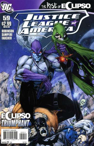 Justice League of America #59 Comic Books - Covers, Scans, Photos  in Justice League of America Comic Books - Covers, Scans, Gallery