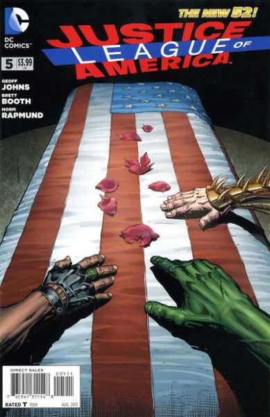 Justice League of America #5 comic books for sale