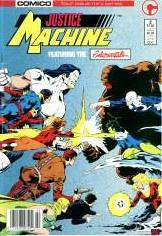 Justice Machine featuring the Elementals #2 comic books for sale