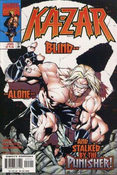 Ka-Zar #15 comic books for sale