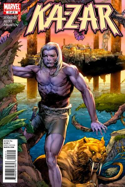 Ka-Zar #2 comic books for sale