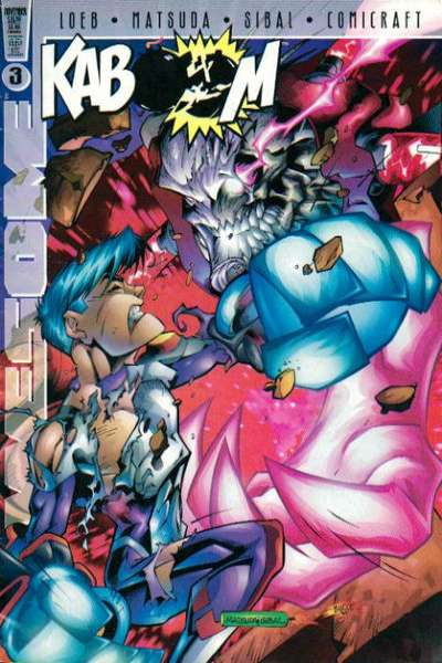 Kaboom #3 Comic Books - Covers, Scans, Photos  in Kaboom Comic Books - Covers, Scans, Gallery