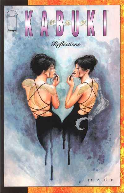 Kabuki: Reflections #1 Comic Books - Covers, Scans, Photos  in Kabuki: Reflections Comic Books - Covers, Scans, Gallery