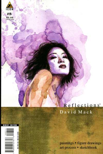 Kabuki: Reflections #8 comic books for sale