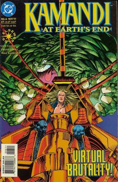 Kamandi: At Earth's End #6 comic books for sale