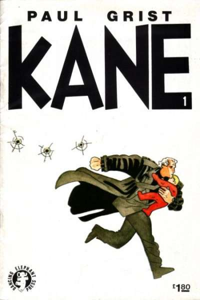 Kane #1 Comic Books - Covers, Scans, Photos  in Kane Comic Books - Covers, Scans, Gallery