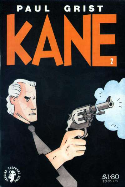 Kane #2 Comic Books - Covers, Scans, Photos  in Kane Comic Books - Covers, Scans, Gallery
