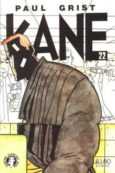 Kane #22 Comic Books - Covers, Scans, Photos  in Kane Comic Books - Covers, Scans, Gallery
