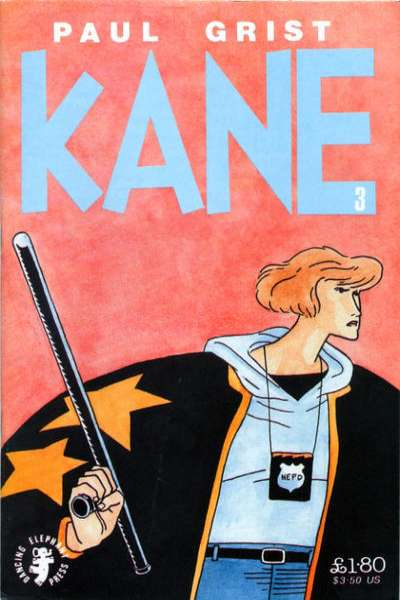 Kane #3 Comic Books - Covers, Scans, Photos  in Kane Comic Books - Covers, Scans, Gallery