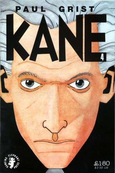 Kane #4 Comic Books - Covers, Scans, Photos  in Kane Comic Books - Covers, Scans, Gallery
