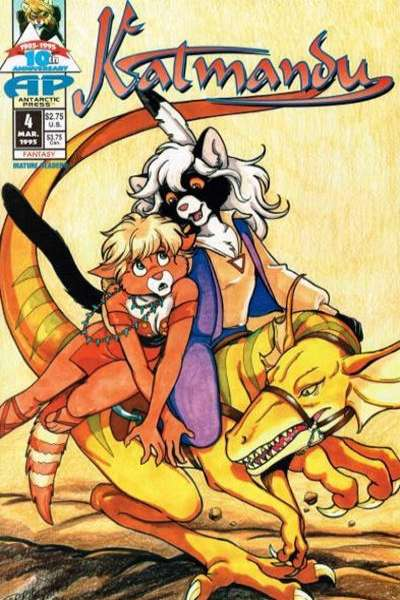 Katmandu #4 Comic Books - Covers, Scans, Photos  in Katmandu Comic Books - Covers, Scans, Gallery
