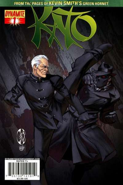 Kato comic books