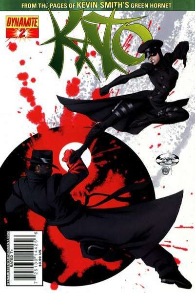 Kato #2 comic books - cover scans photos Kato #2 comic books - covers, picture gallery