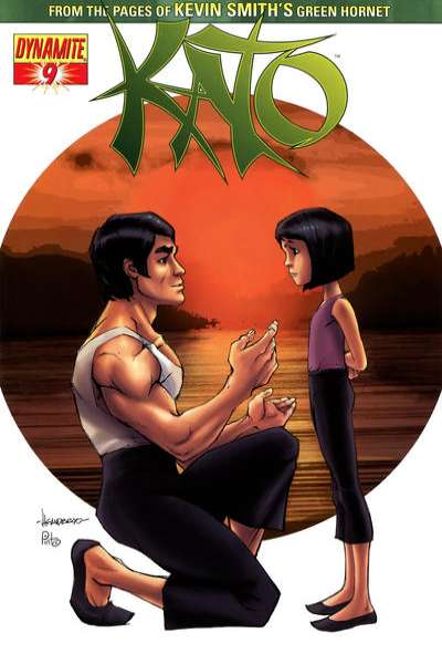 Kato #9 comic books for sale