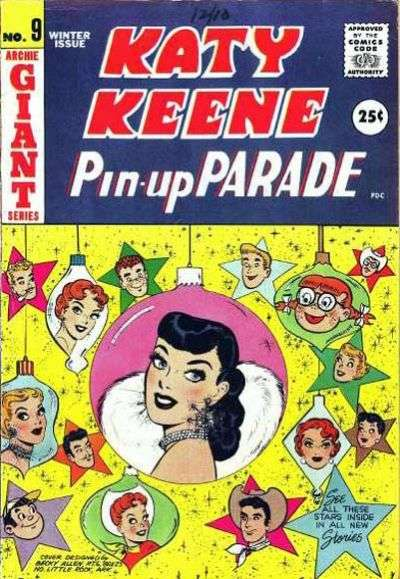 Katy Keene Pinup Parade #9 Comic Books - Covers, Scans, Photos  in Katy Keene Pinup Parade Comic Books - Covers, Scans, Gallery