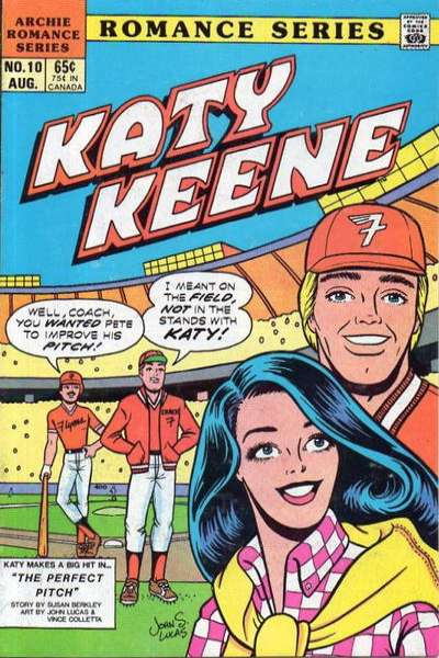 Katy Keene Special #10 comic books for sale