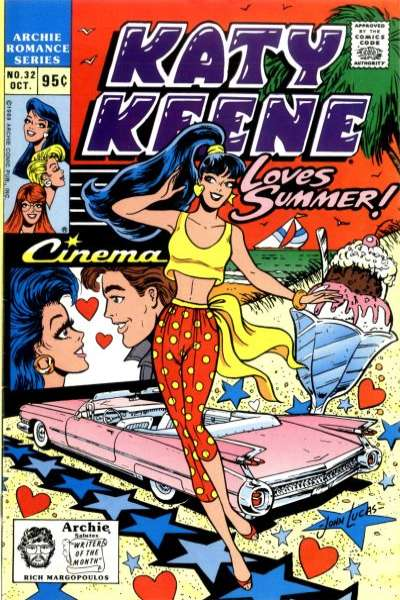 Katy Keene Special #32 comic books for sale