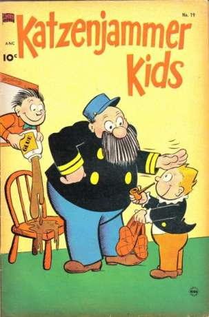 Katzenjammer Kids #19 comic books for sale