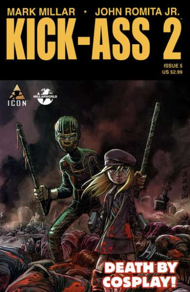 Kick-Ass 2 #5 comic books for sale