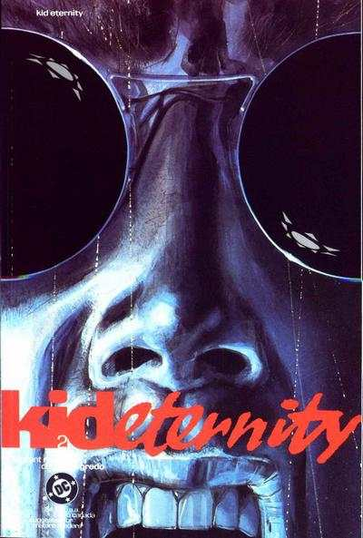 Kid Eternity #2 comic books - cover scans photos Kid Eternity #2 comic books - covers, picture gallery