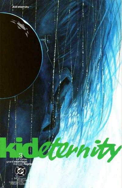 Kid Eternity #3 Comic Books - Covers, Scans, Photos  in Kid Eternity Comic Books - Covers, Scans, Gallery
