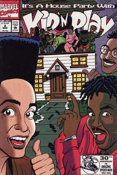 Kid 'n Play #2 comic books - cover scans photos Kid 'n Play #2 comic books - covers, picture gallery