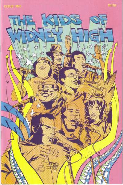 Kids of Widney High: Beyond the Sky's Limit #1 comic books for sale