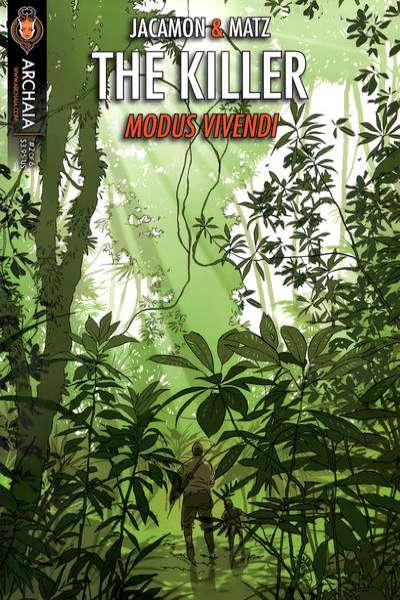 Killer: Modus Vivendi #2 comic books - cover scans photos Killer: Modus Vivendi #2 comic books - covers, picture gallery